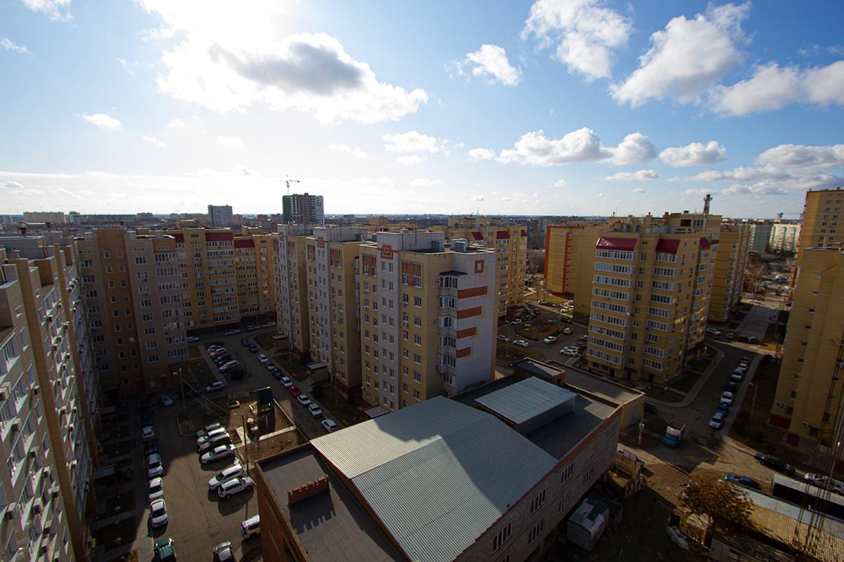 ЖК Европейский от УСК Стройкомплекс в Астрахани